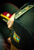 Ufficiali ucraini Immagini Stock Libere da Diritti