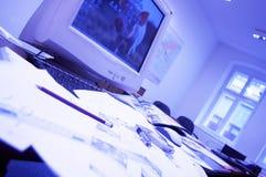 Ufficio Fotografia Stock