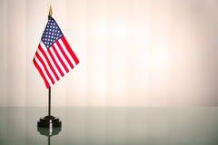Ufficio americano Immagine Stock Libera da Diritti