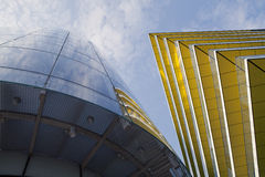 Ufficio Building2 Fotografia Stock