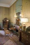 Ufficio in chateau Cheverny Fotografia Stock Libera da Diritti