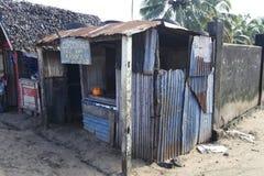Ufficio commerciale del Madagascar Immagine Stock Libera da Diritti