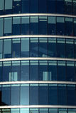 Ufficio corporativo Windows Immagini Stock