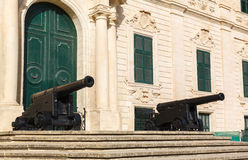Ufficio del primo ministro a La Valletta Fotografia Stock Libera da Diritti