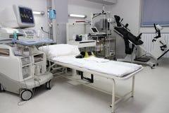 Ufficio dell'ospedale Fotografie Stock