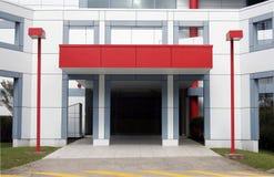 ufficio della costruzione Immagini Stock