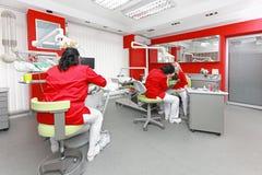 Ufficio dentario Fotografie Stock Libere da Diritti
