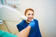 Ufficio dentario, odontoiatria, cure odontoiatriche, esame medico fotografia stock libera da diritti