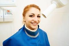 Ufficio dentario, odontoiatria, cure odontoiatriche, esame medico fotografie stock libere da diritti