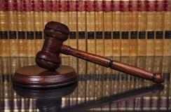 Ufficio di avvocato Immagine Stock