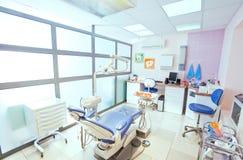 Ufficio di odontoiatria fotografie stock