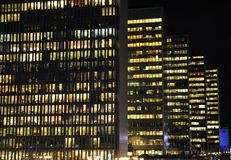 Ufficio e residenziale Immagine Stock