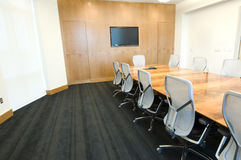 Ufficio interno Fotografia Stock