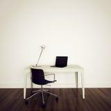 Ufficio interno moderno Fotografie Stock