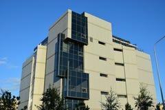 Ufficio moderno che bulding a Astana Immagine Stock