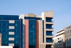 ufficio moderno di costruzione Immagine Stock Libera da Diritti