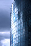 ufficio moderno esterno di costruzione Fotografie Stock Libere da Diritti
