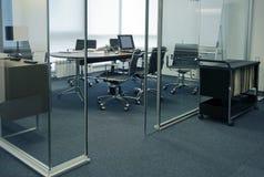 ufficio moderno interno Immagini Stock Libere da Diritti