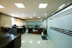 Ufficio ordinato dell'azienda Fotografie Stock