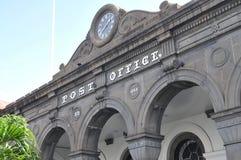 Ufficio postale Immagine Stock Libera da Diritti