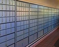 Ufficio postale Fotografia Stock