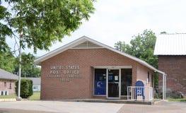 Ufficio postale degli Stati Uniti, Gallaway, TN immagine stock libera da diritti