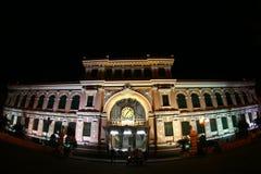 Ufficio postale di Saigon Fotografia Stock