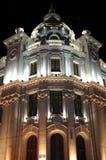 Ufficio postale - Valencia Fotografia Stock