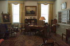 Ufficio presidenziale Fotografia Stock