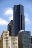 ufficio Seattle delle costruzioni Immagine Stock Libera da Diritti