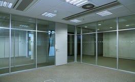 Ufficio vuoto Fotografie Stock Libere da Diritti