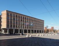Ufficitecnici (gemeentelijke technische bureaus) in Turijn royalty-vrije stock foto's