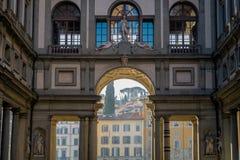 Uffizi à Florence, Italie Photo stock