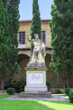 uffizi памятника Италии штольни стоковое фото rf