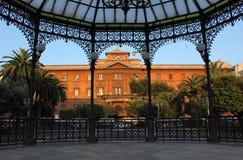 Uffizi Art Museum i Taranto, Italien Arkivbilder