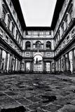 Uffizi de Florence Image libre de droits