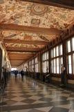 Uffizi - Florence - Italien Arkivfoton