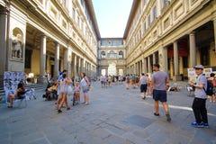 Uffizi galeria Obraz Royalty Free