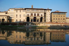 Uffizi Gallery, Florence, Italy Stock Photos