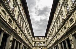 Free Uffizi Gallery In Firenze, Italy Stock Image - 120319931