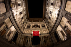 Uffizzi Museum in Florence in Tuscany, Italy Royalty Free Stock Images