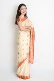 Ufna Indiańska kobieta zdjęcie stock