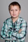ufni chłopiec potomstwa zdjęcia stock
