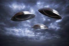 ufo του s Στοκ εικόνες με δικαίωμα ελεύθερης χρήσης