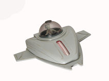 ufo корабля разведчика Стоковое Изображение