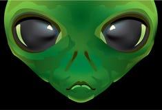 UFO Illustration Libre de Droits