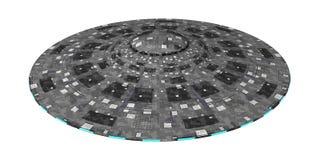 UFO Imagem de Stock Royalty Free