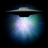 UFO illustrazione di stock