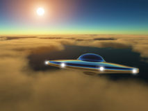 UFO Imagenes de archivo