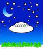 UFO 20 Stock Photo